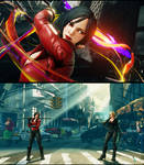 SFVAE Falke as Ada Wong (Update Oct-9th-2019)