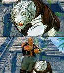 SFVAE Willa Maiu the White Tiger mod