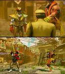 SFVAE Ryu Ranger