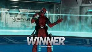 Dead or Alive 6 Deadpool mod