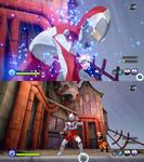 NTBSS Shikamaru as Ultraman by monkeygigabuster