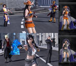 DFFNT mod Update for Cowgirl Tifa