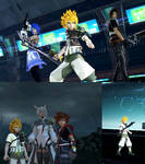 DFFNT mod KH3 Ventus Outfit for Onion Knight by monkeygigabuster
