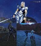 DFFNT mod Classic Sword for Cecil Harvey by monkeygigabuster