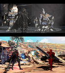 Gulity Gear Strive mod Berserker Armor for Ky by monkeygigabuster