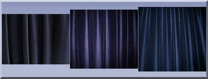 Bedroom Textures 2 - Curtains
