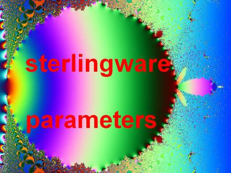 Sterlingware Parameters