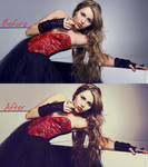 Miley Cyrus Gypsy Heart Action
