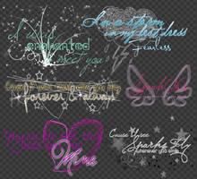 Taylor Swift pack of lights by Disneystarstodo