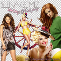 Selena Gomez pack png by Disneystarstodo