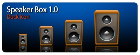 Speaker Box 1.0