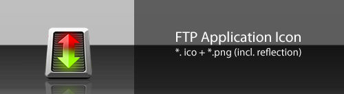 FTP Dock Icon