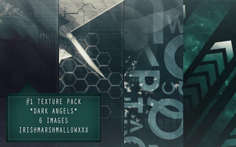Texture Pack-Dark Angels by IrishMarshmallowxxx