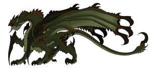 Pythrios the Terror Dragon