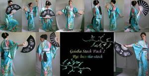geisha stock pack2