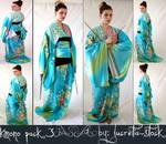kimono stock pack 003