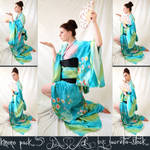 kimono stock pack 005