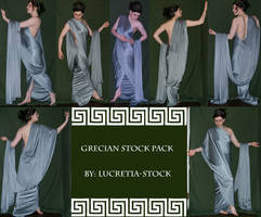 grecian stock pack