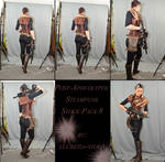 Post Apocalyptic Steampunk Stock Pack 8 by lucretia-stock
