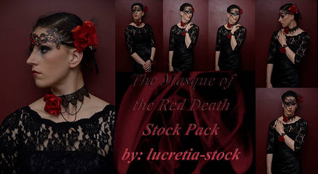The Masque of the Red Death Stock Pack