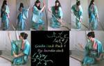 geisha stock pack 1