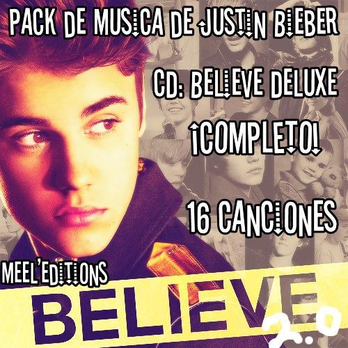Cd De Justin Bieber