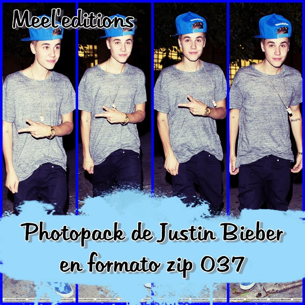 PhotoPack de Justin Bieber 037 by MeeL-Swagger