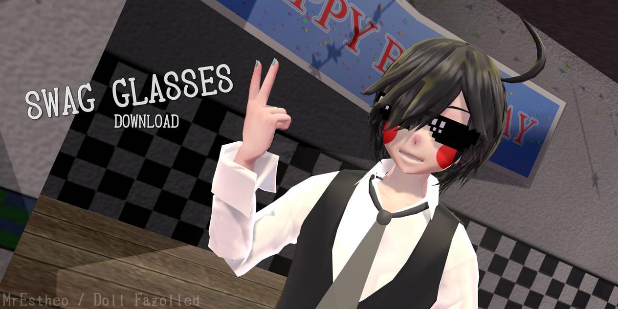 38307844b77ee pixel SWAG Glasses +DOWNLOAD by LAnnCrydamoure on DeviantArt