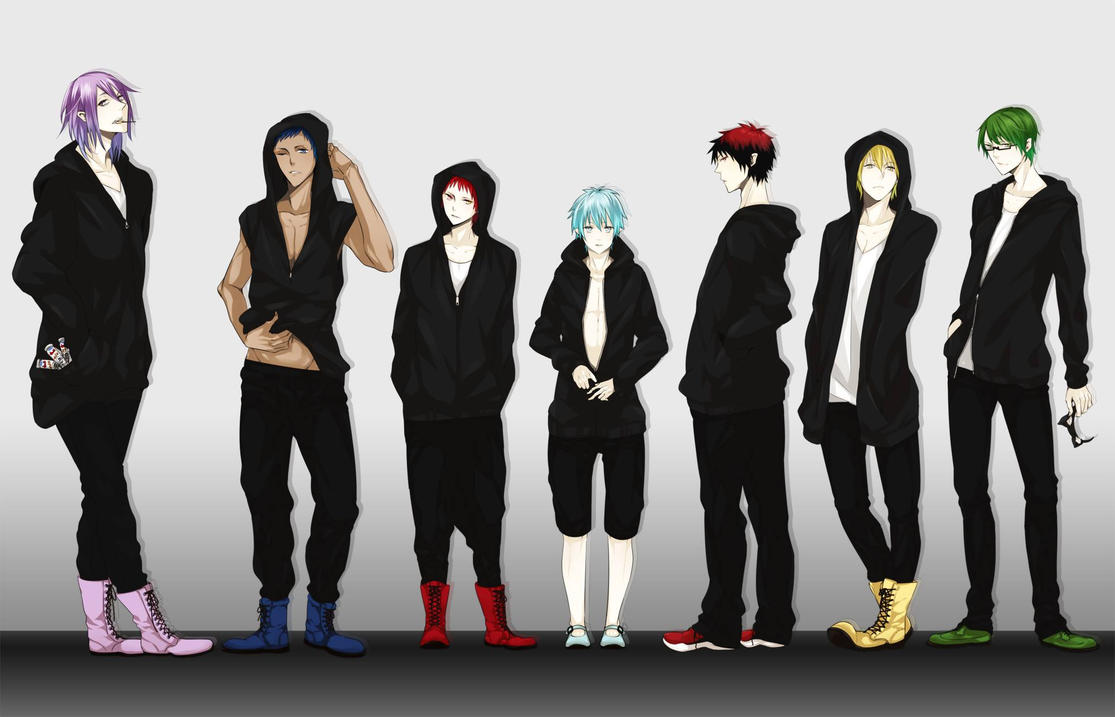 Reader x knb holiday job chapter 1 by possibly wrong on deviantart voltagebd Gallery