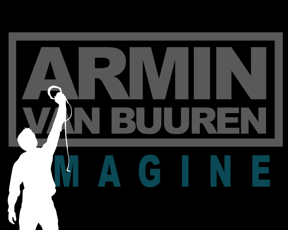 Armin Van Buuren Imagine Logo Armin Van Buuren Imagine by