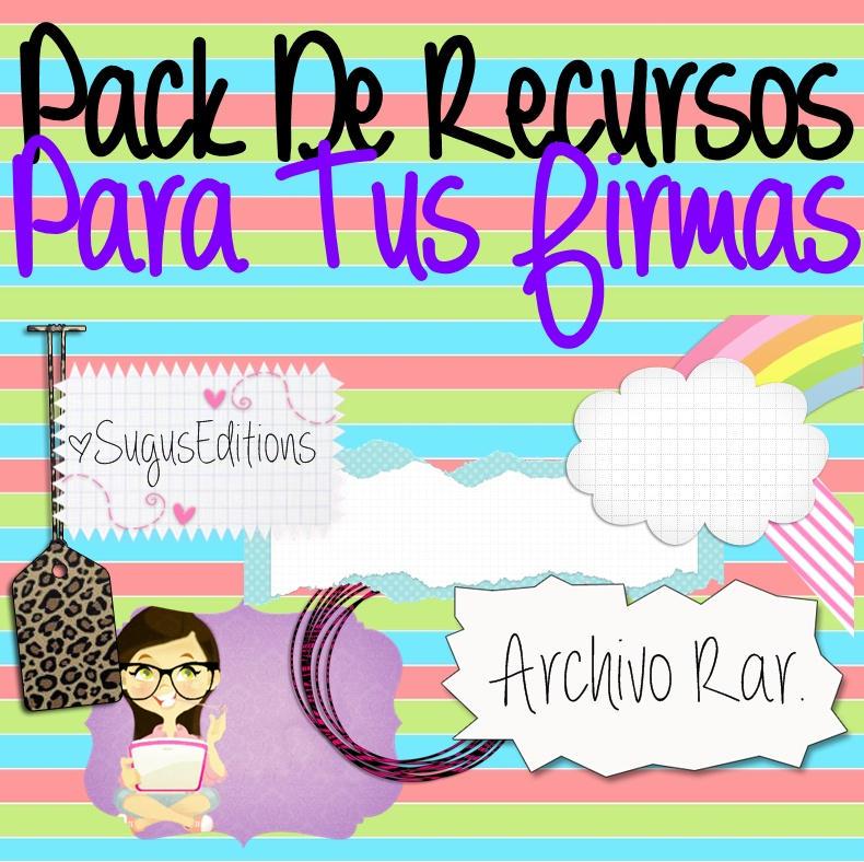 Recursos Para Tu Firma by PinkLifeEditions