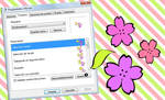 cursor Flor de cerezo 2