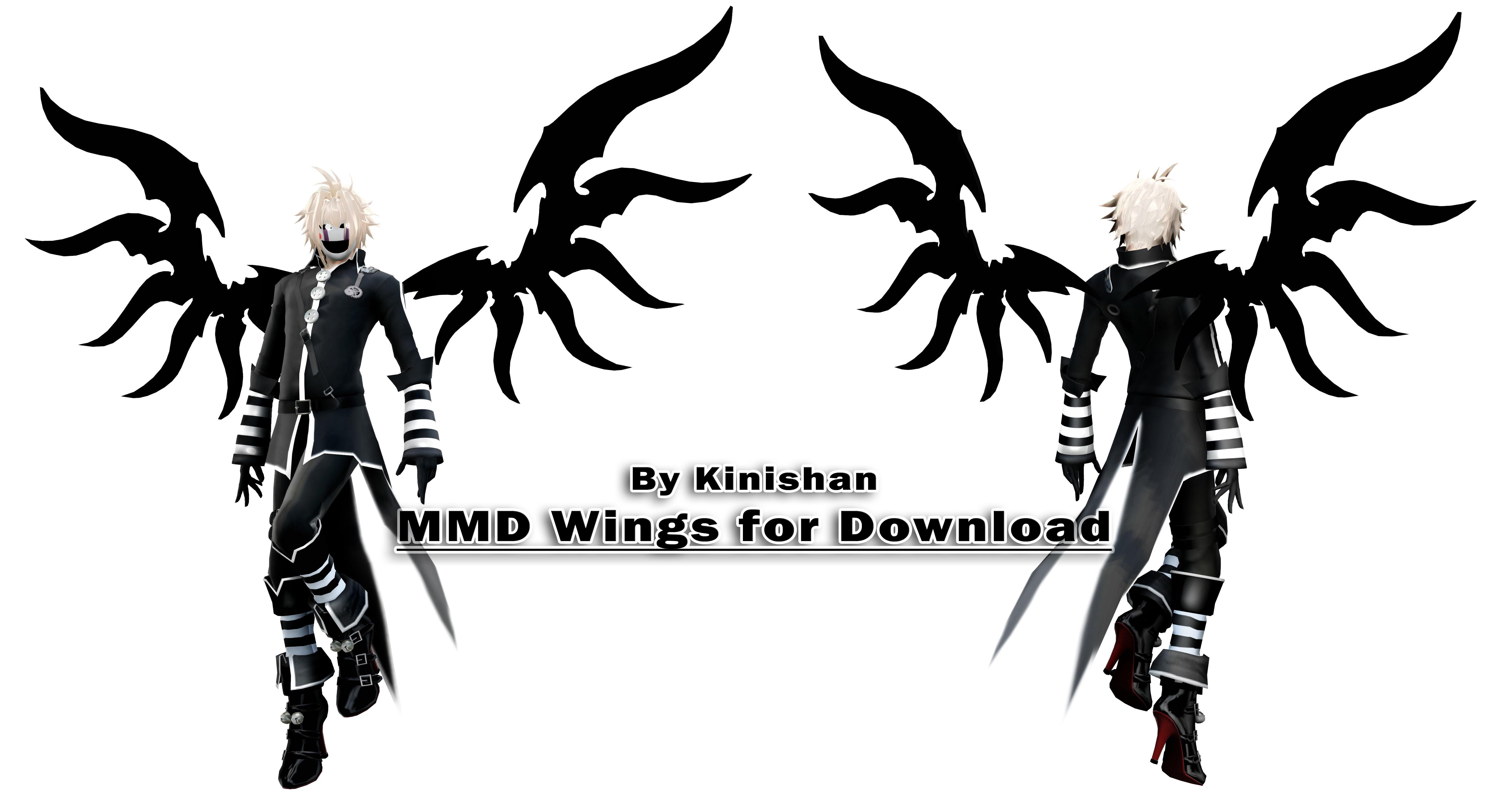 Download Wings N 1 By Kinishan
