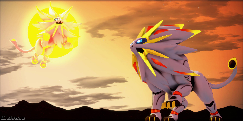 [MMD Pokemon] Download-Solgaleo
