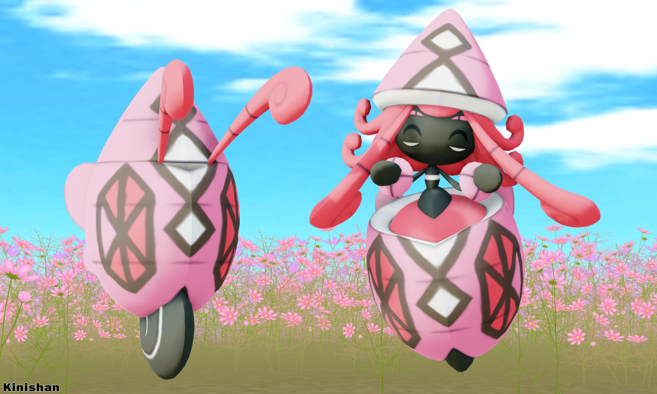 [MMD Pokemon] Download- Tapu Lele