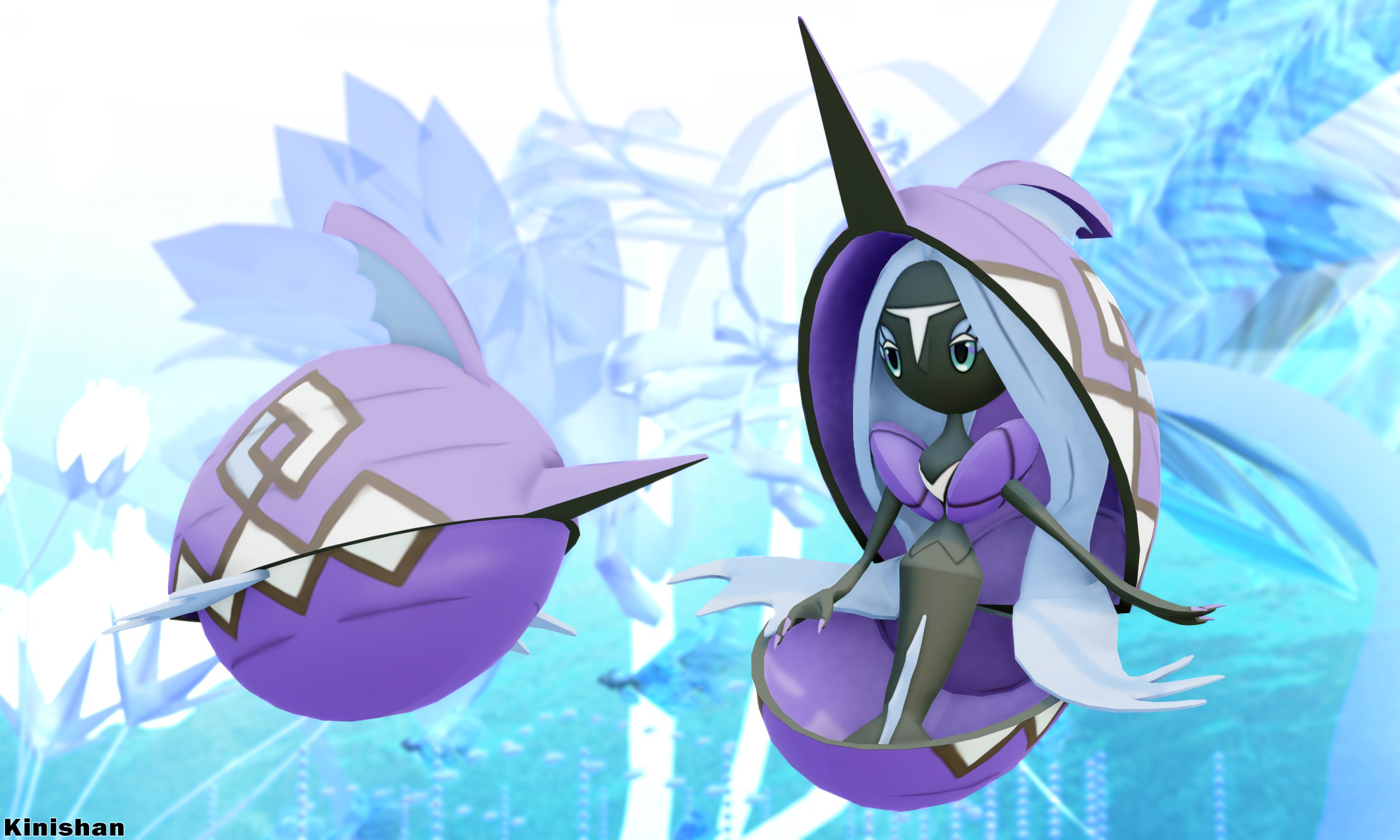 [MMD Pokemon] Download- Tapu Fini