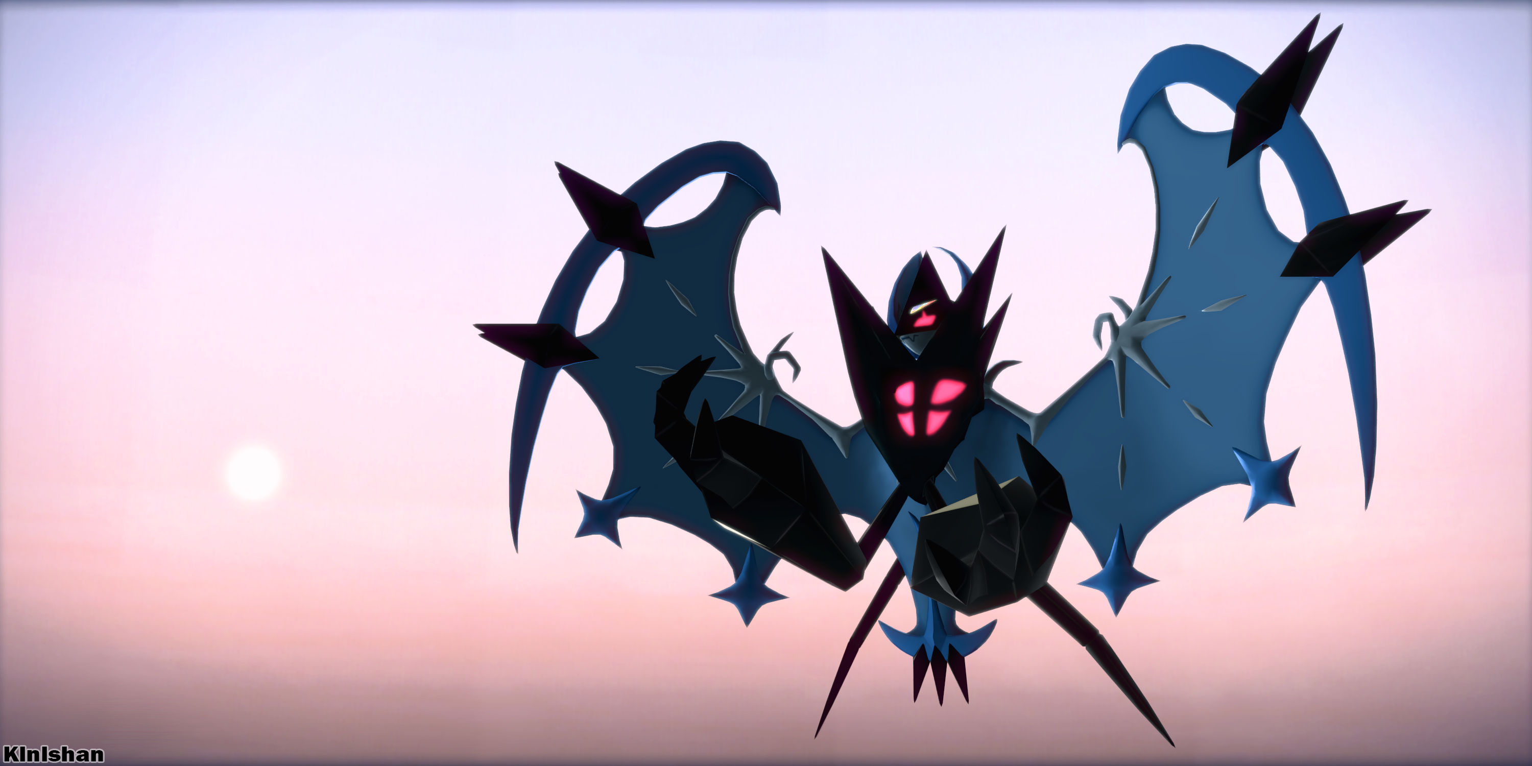 [MMD Pokemon] DOWNLOAD- Dawn Wings Necrozma