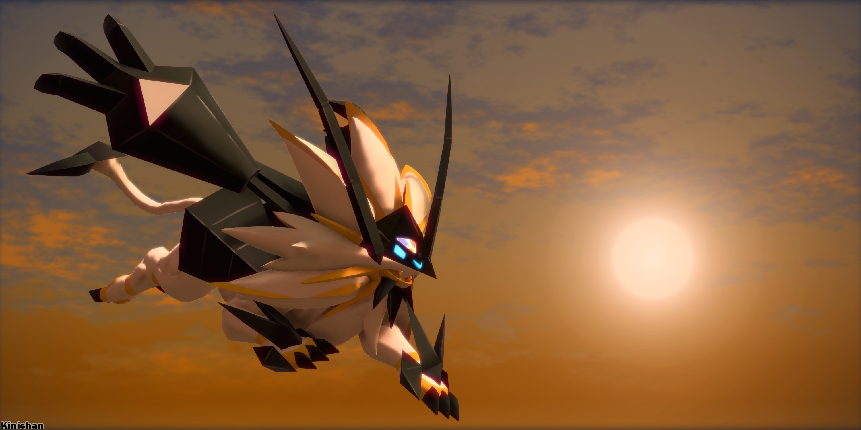 [MMD Pokemon] DOWNLOAD- Dusk Mane Necrozma