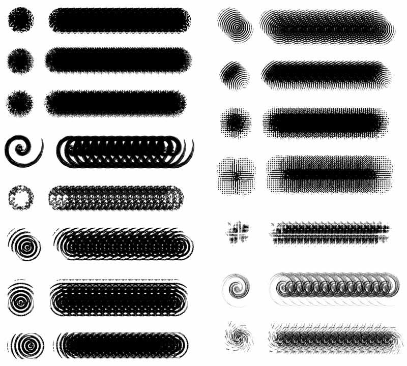 Assorted Photoshop Brushes 2 By Bouncingstar On DeviantArt