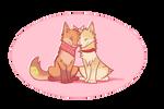Valentine's GIF by Jindovi