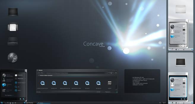 Concave VS by alperyesiltas