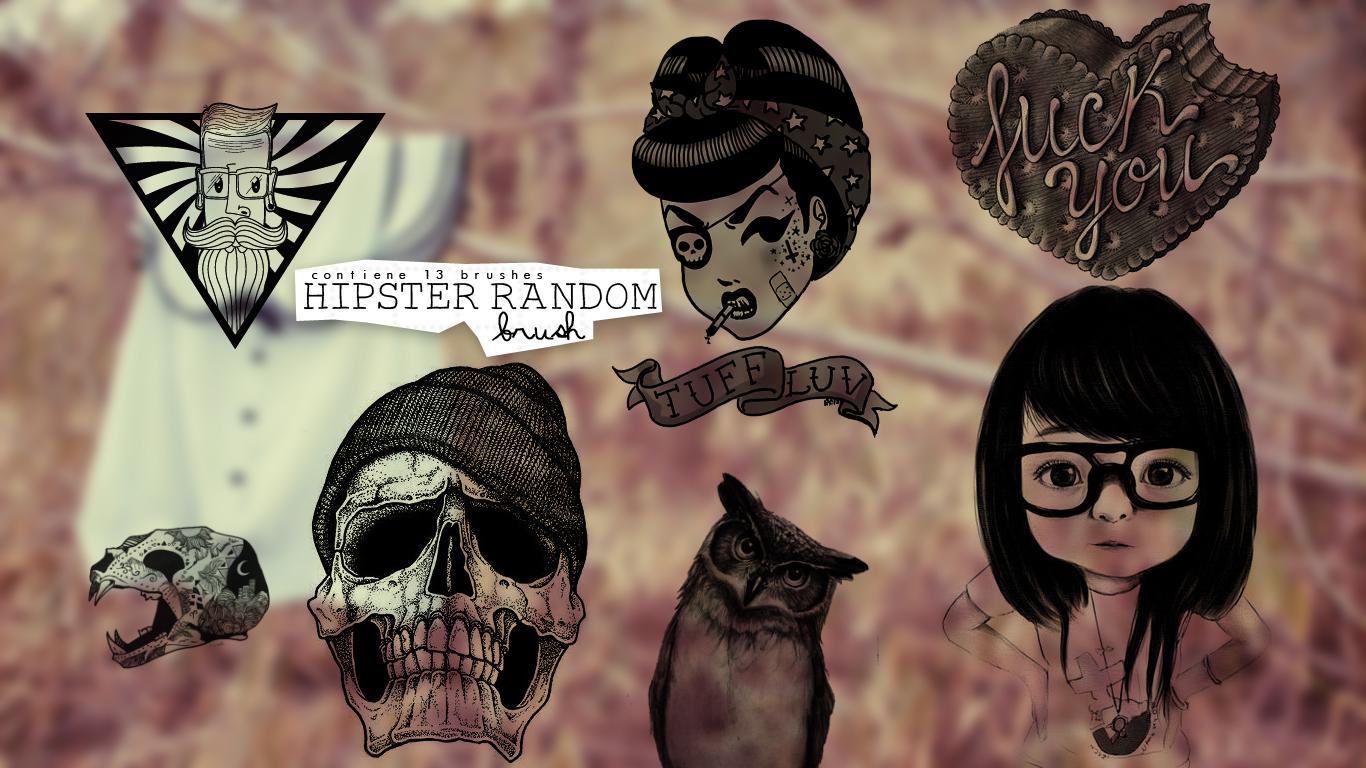 Hipsta Random Brush. by MiikaEditions