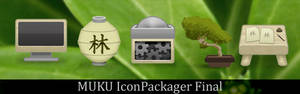 Muku Icons for IconPackager