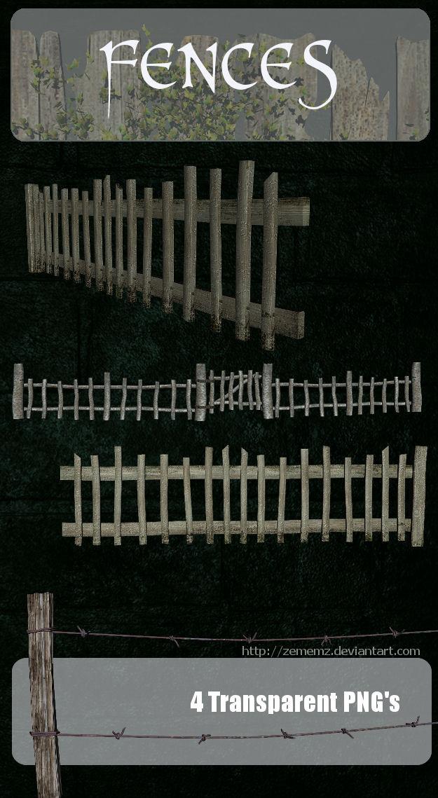 3D Fences