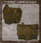 3D Fairy Cottage
