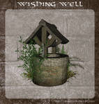 3D Wishing Well