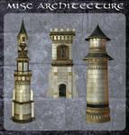 3D Misc Architecture 2