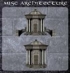 3D Misc Architecture 6