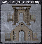 3D Misc Architecture 7