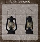 3D Lanterns